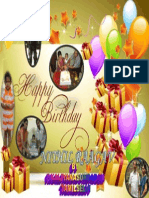 Nithil Birthday