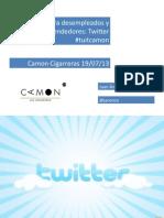 CAMON Las Cigarreras. Redes Sociales Avanzadas