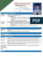 CV NguyenHoa