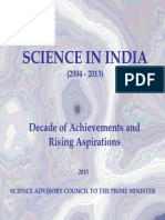 Science in India