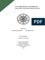 Prarancangan Pabrik Phthalic Anhydride dari O-Xylene dan Udara