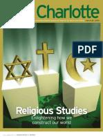 UNC Charlotte Magazine, 4Q, 2009