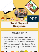 fle-238 total physical response