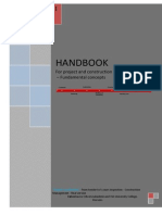 Handbook Project and Construction Management