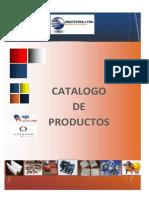 Catalogo Mastecnia 2012
