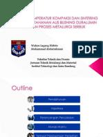 Slide Presentasi Proposal Perancangan Percobaan