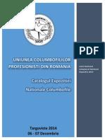 catalog 2014 coperta