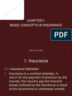 Principles of Insurance (1) Total Slides