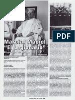Mondo Brutto 36 _ Marcial Maciel El Legionario. Gavilan de Cristo