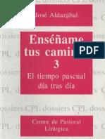 Aldazabal, Jose - El Tiempo Pascual