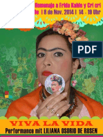 2014-11-08 Frida-Kahlo-Performance
