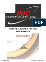 Dry Brake Parts Catalogus 2015 IMC