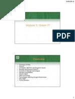 Module 3 Green IT 2s