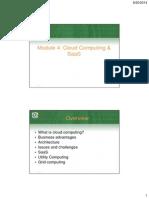 Module 4 Cloud Computing SaaS 2s