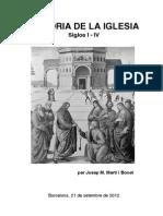 Histori Eglessia