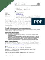 UT Dallas Syllabus for crim7301.001.10s taught by Robert Morris (rgm071000)