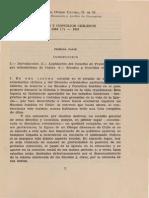 Chile, Sínodos y Concilios Chilenos, 1584 - 1961