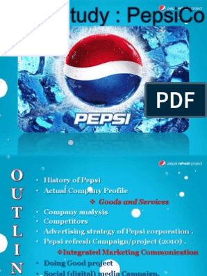 Pepsi | Pepsi Co | Business