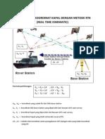 Metode Perhitungan Survey Bathimetri