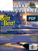 Revista Outdoor Photographer (12/2014)