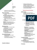 Management - Planning