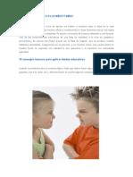 Cómo Aplicar Límites a Los Niños(1)