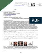 "2014-12-22 Joseph Zernik's request for compensation by Bet Tzedek - the Los Angeles ""House of Justice"""