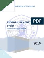 Proposal Banquet