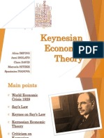Keynesian Economic Theory