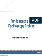 Fundamentals Oscilloscope Probing