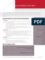Revenue Collection Systems