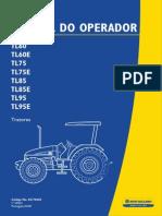 Manual Do Operador Tratores New Holland - Modelo TL 60, TL 75, TL 85 e TL 90
