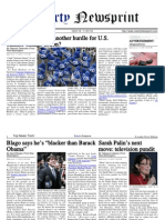 Liberty Newsprint  Jan-11-10 Edition