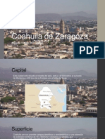 Coahuila de Zaragoza