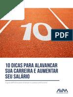 eBook 10 Dicas Para Alavancar Sua Carreira e Aumentar Seu-salário