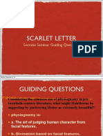 scarlet letter socratic questions