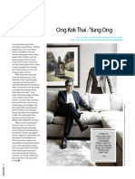 Ong Kok Thai and Yung Ong of Proof Living