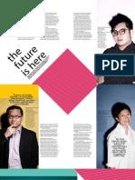 Singapore's Design Leaders