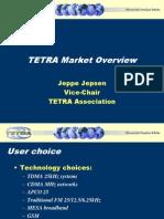 Dubai04 3 TETRA Overview