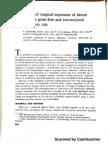 Artigo Kakehashi, Efeito de Exposição Cirurgica Da Polpa Dental de Ratos de Laboratorio Germ Free e Convencionai