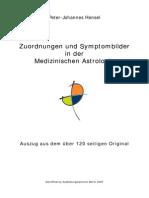 Auszug-Medizinbuch