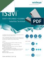 ISavi Brochure Wideye En