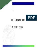 El Laboratorio a Pie de Obra (Adif)