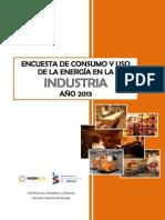 Encuesta Consumo Industrial Uruguay
