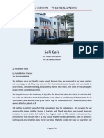 REVIEW SoFi Café South Beach