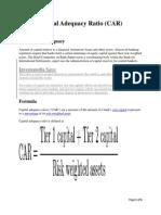 Capital Adequacy Ratio-2