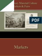 Food - Markets & Fairs