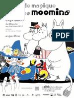 Le Monde Magique Des Moomins (exposition)