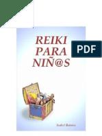 Reiki Para Niñ@s
