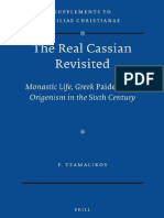[VigChr Supp 112] Panayiotis Tzamalikos-The Real Cassian Revisited_ Monastic Life, Greek Paideia, And Origenism in the Sixth Century-Brill Academic Pub (2012)